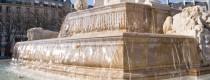 Fontaine des Orateurs Sacrés de la place Saint Sulpice, à la une