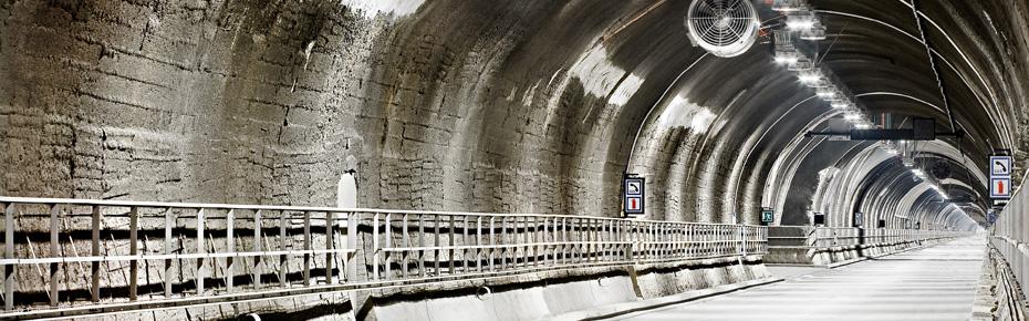 Tunnel Maurice Lemaire, à la une