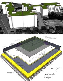 Etanchéité toiture terrasse Etudes