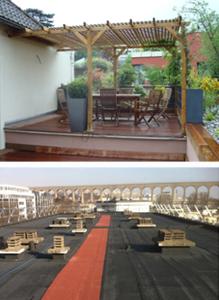 Etanchéité toiture terrasse Travaux
