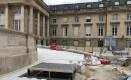 Palais Bourbon - Etanchéité sous protection lourde