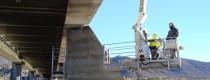 Réparation de béton - Barage de l'Escale - 01