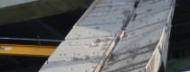 Réparation de béton - Barage de l'Escale - 03