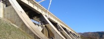 Réparation de béton - Barage de l'Escale - 04