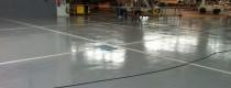 Sol résine - Hangar Dassault - 01