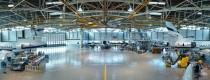 Sol résine - Hangar Dassault - 03